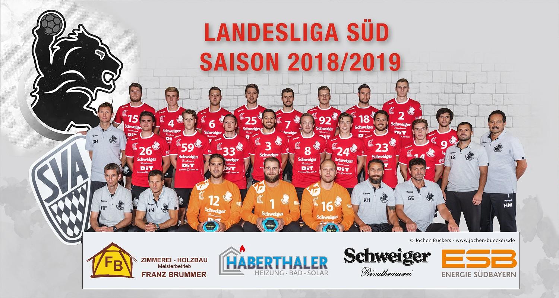 Teamfoto 2018-19